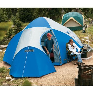 Cabelau0027s WestWind™ Deluxe Tent at Cabelau0027s & Cabelau0027s WestWind™ Deluxe Tent at Cabelau0027s   Camping Tips u0026 Tricks ...