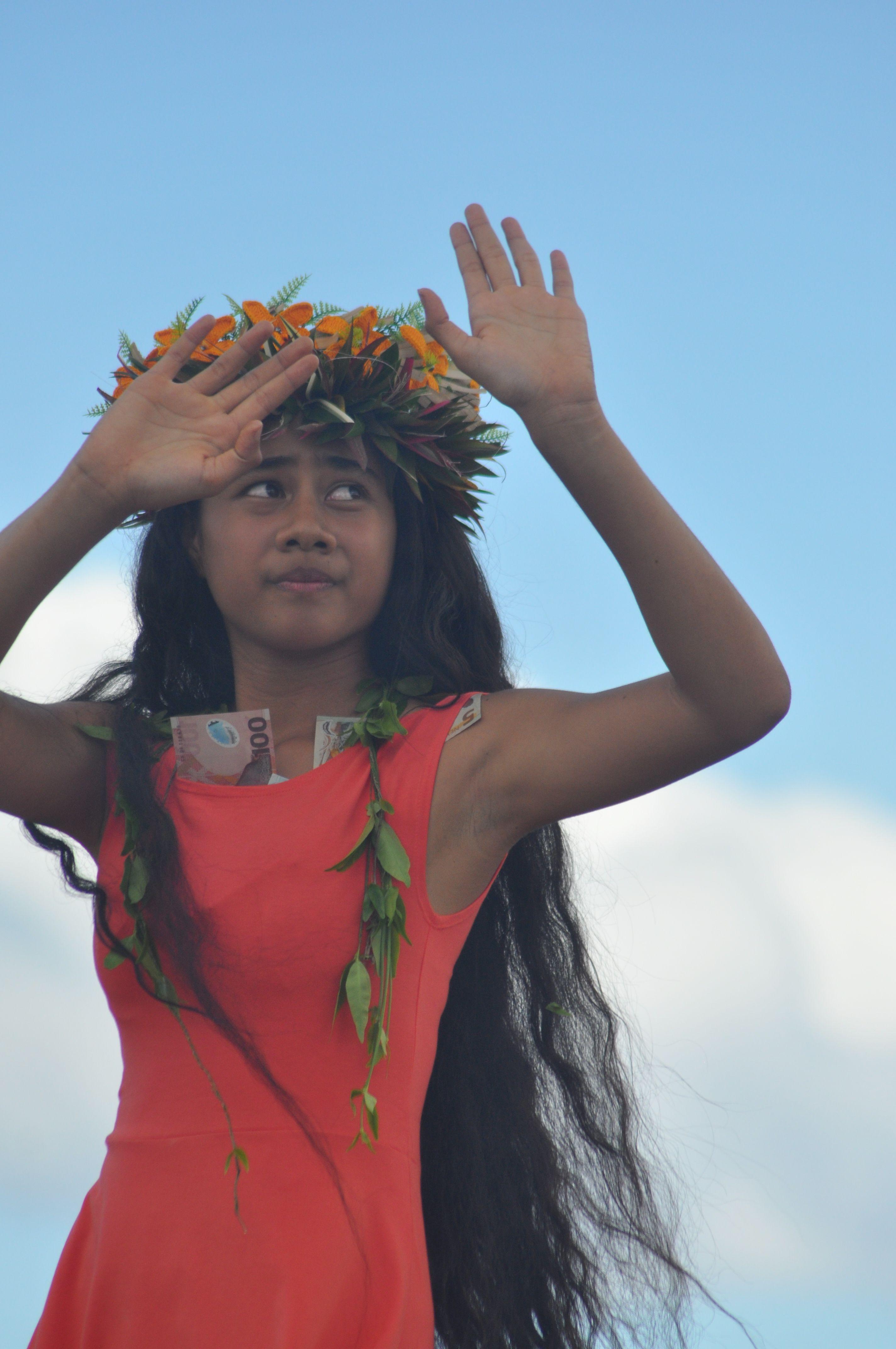 Hot pacific islander girls