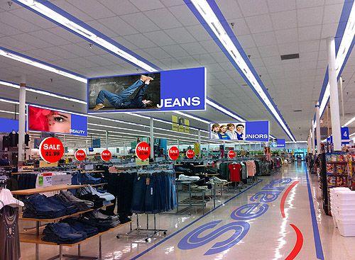Walmart Store Design Google Search Store Design Retail Signs