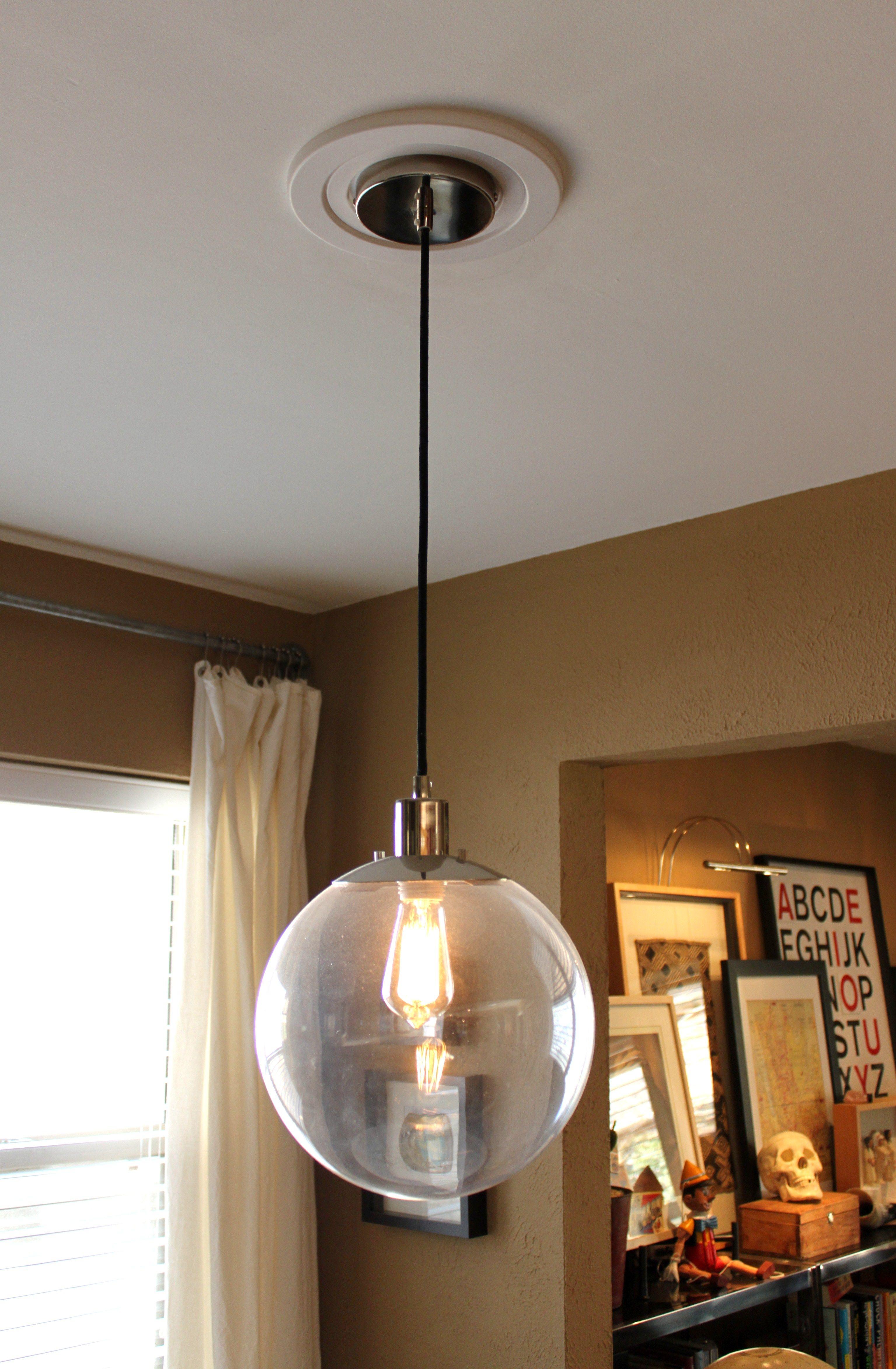 West elm ball pendant farmhouse lightingindustrial lighting