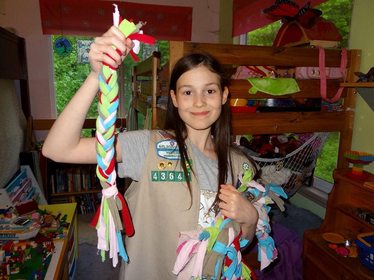 Girl Scout Ranger Program