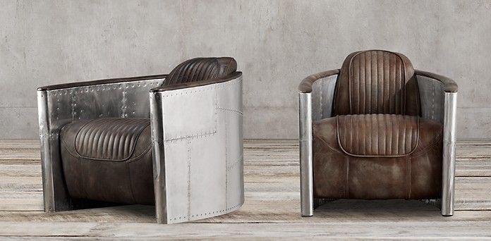 Aviator Chair | Restoration Hardware