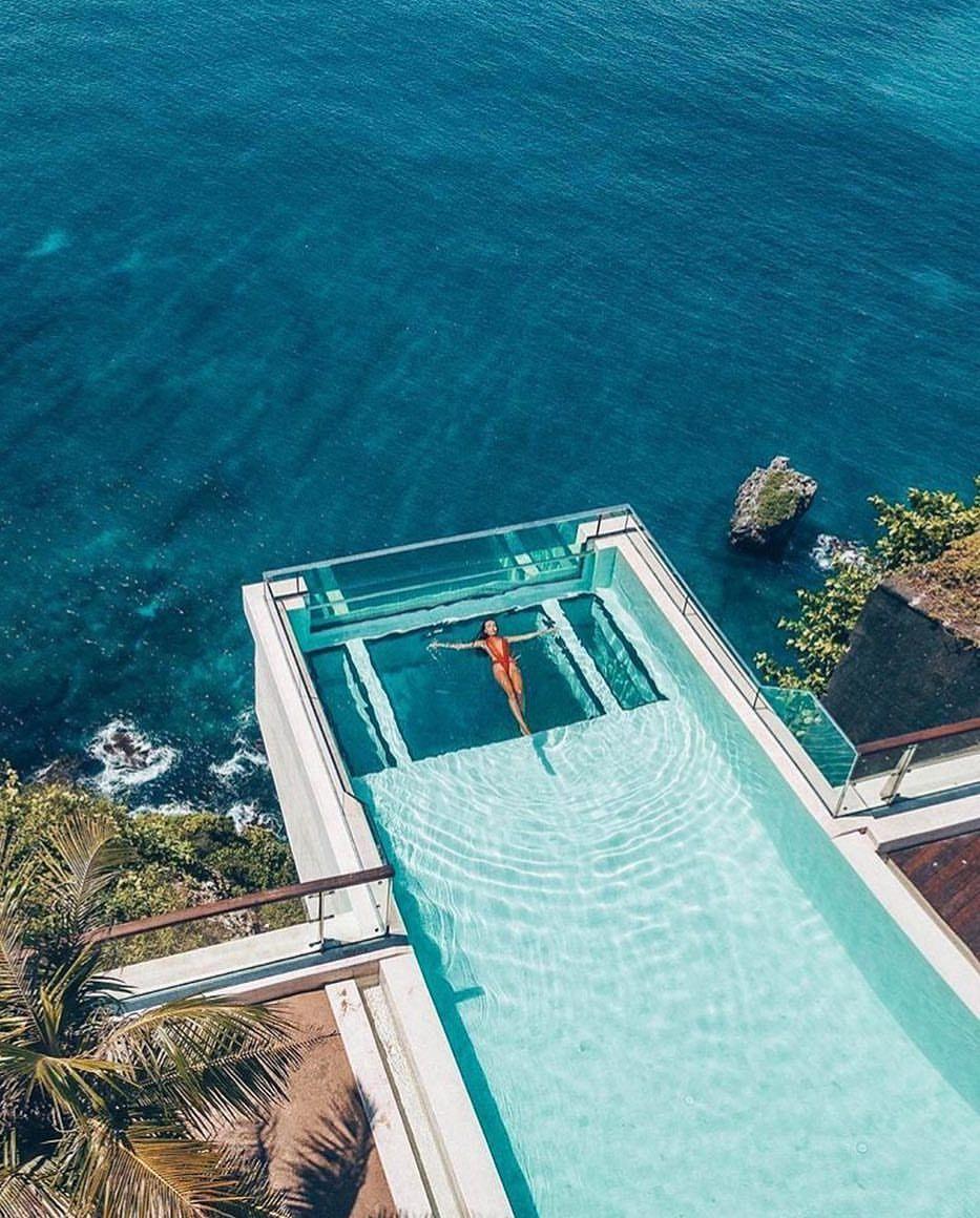 Swimming Pool Edge: Pin By Roberto Portolese On Reflecting Pool & Pool Windows