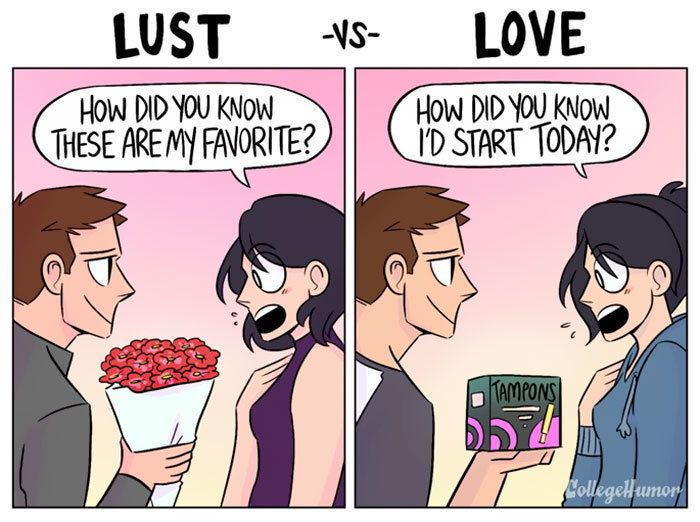 Whats The Difference Between Lust And Love