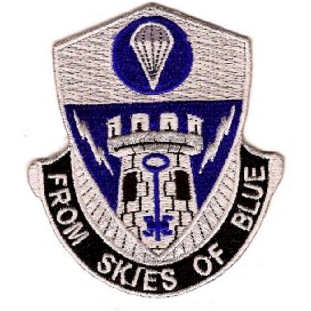 2nd Brigade, 82nd Airborne Special Troops Battalion Pocket Patch