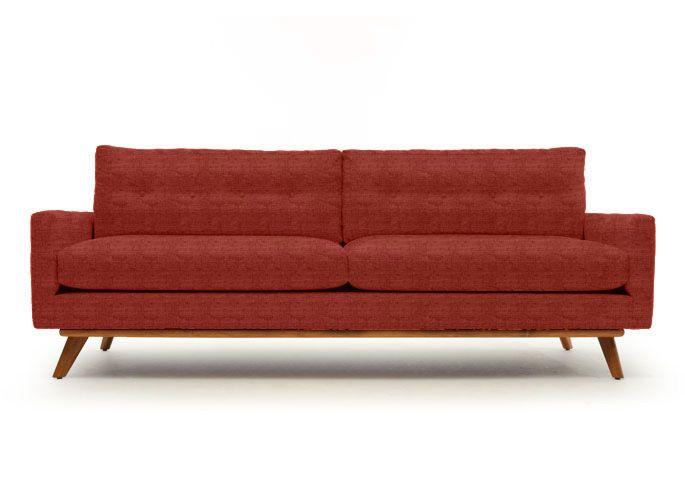 Sectional Sofa Taft Sofa Thrive Furniture found via BleuBird Vintage