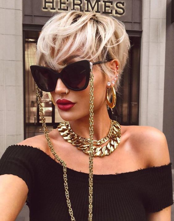 24 Short Pixie Haircuts And Styles To Choose From