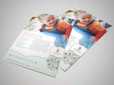 ChildcareAndBabysittingFlyerTemplate  Design