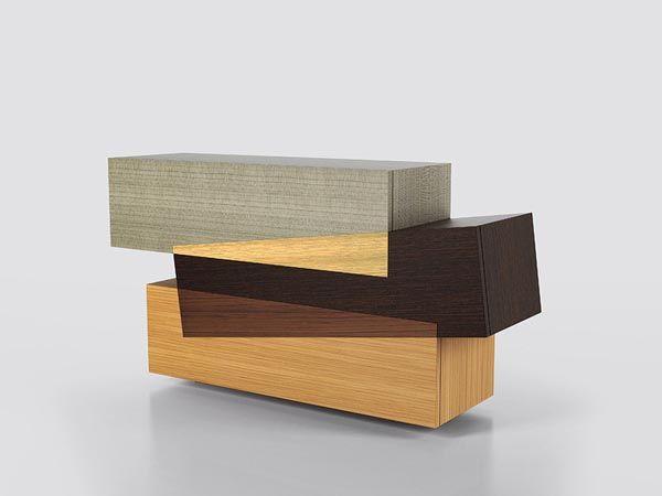 Booleanos Cabinet – Furniture Design by Joel Escalona