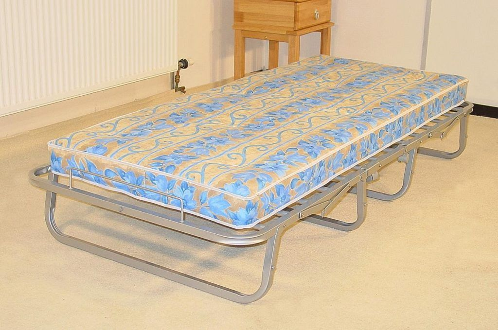 Folding Guest Bed Frame Only