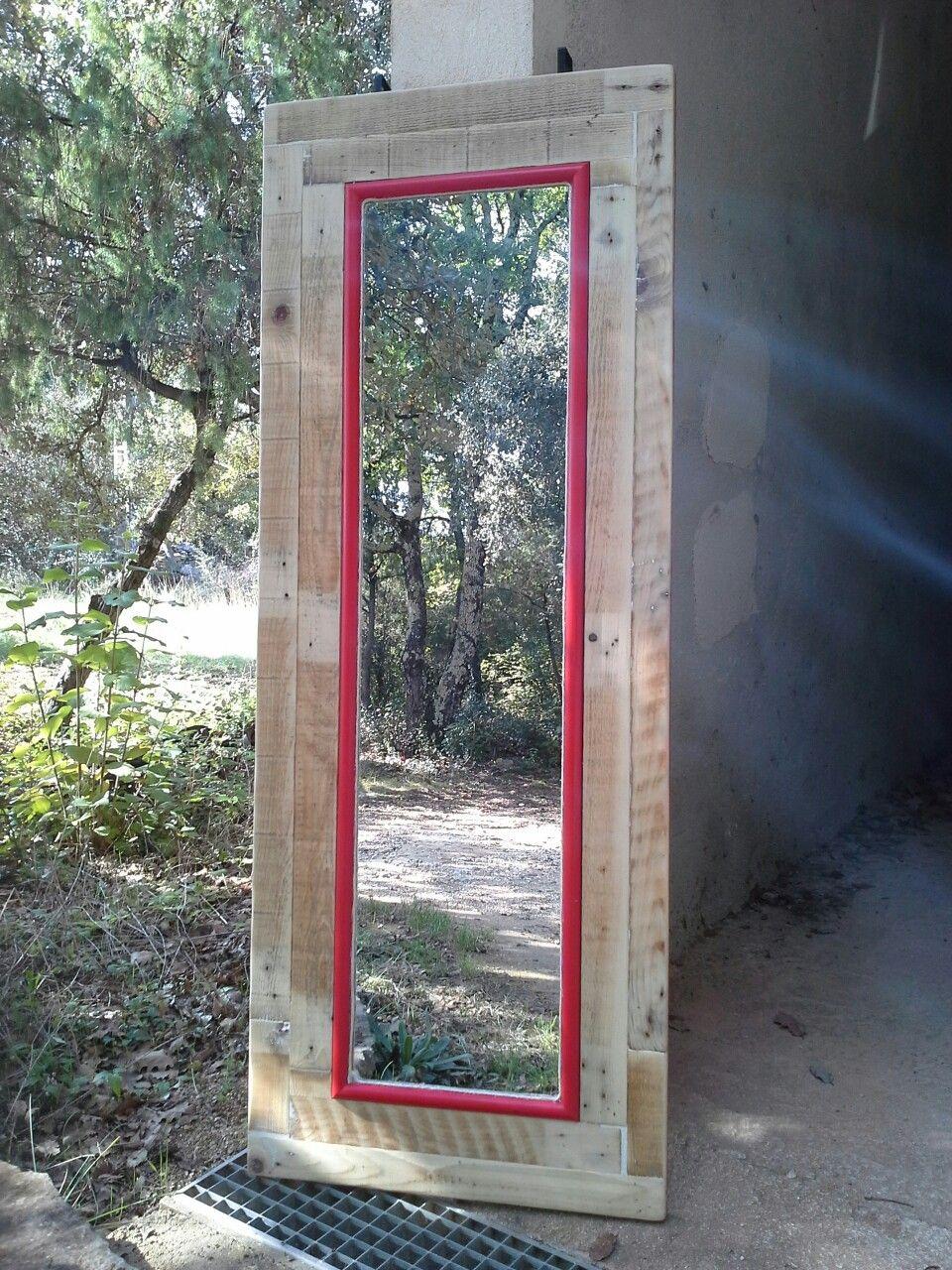 Miroir De Chez Gifi Revu Et Corrige Tambour Machine A Laver Idees Pour La Maison Miroir