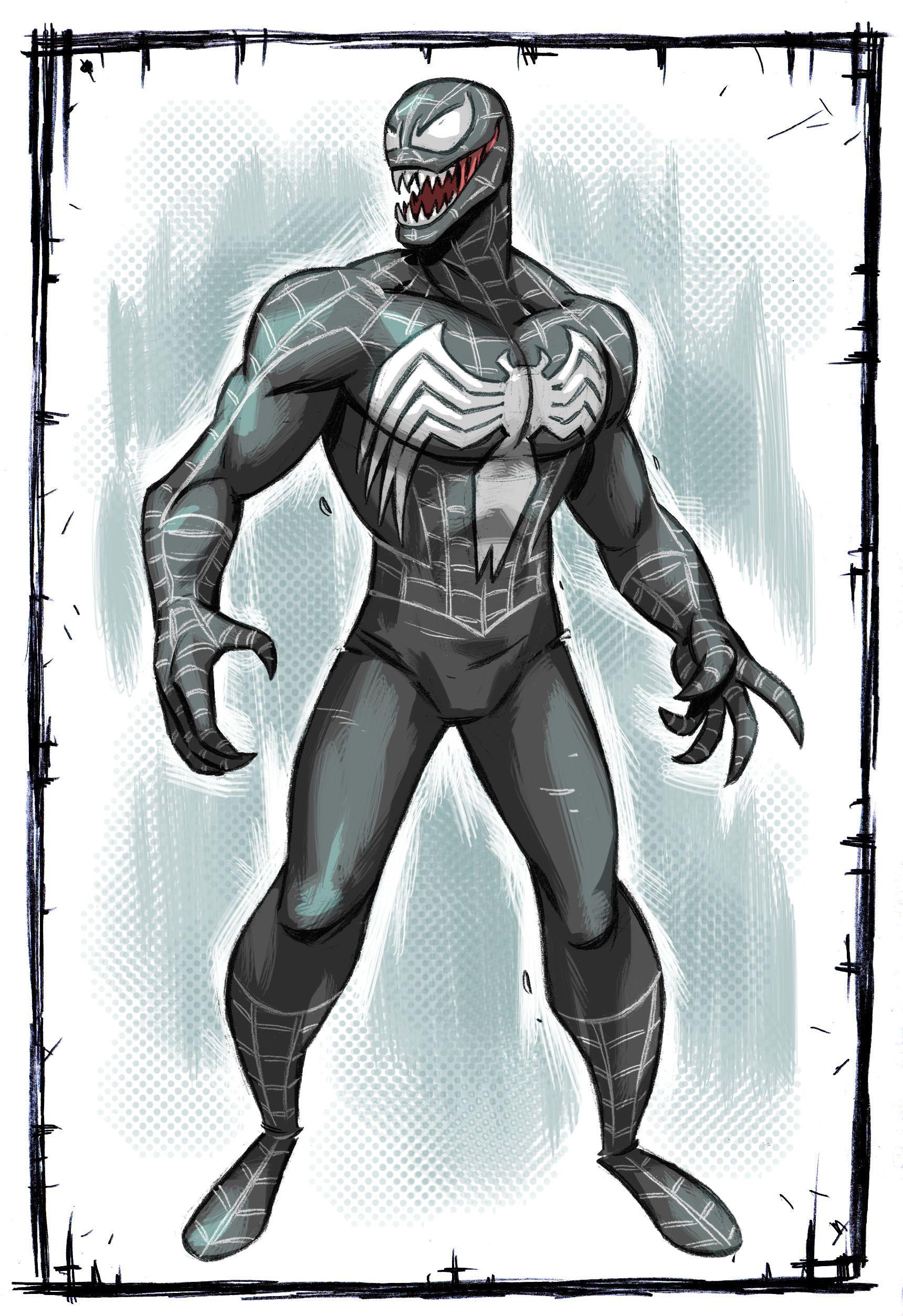 Pin by Joshua Vicente on #TheAvengersInitiative   Venom