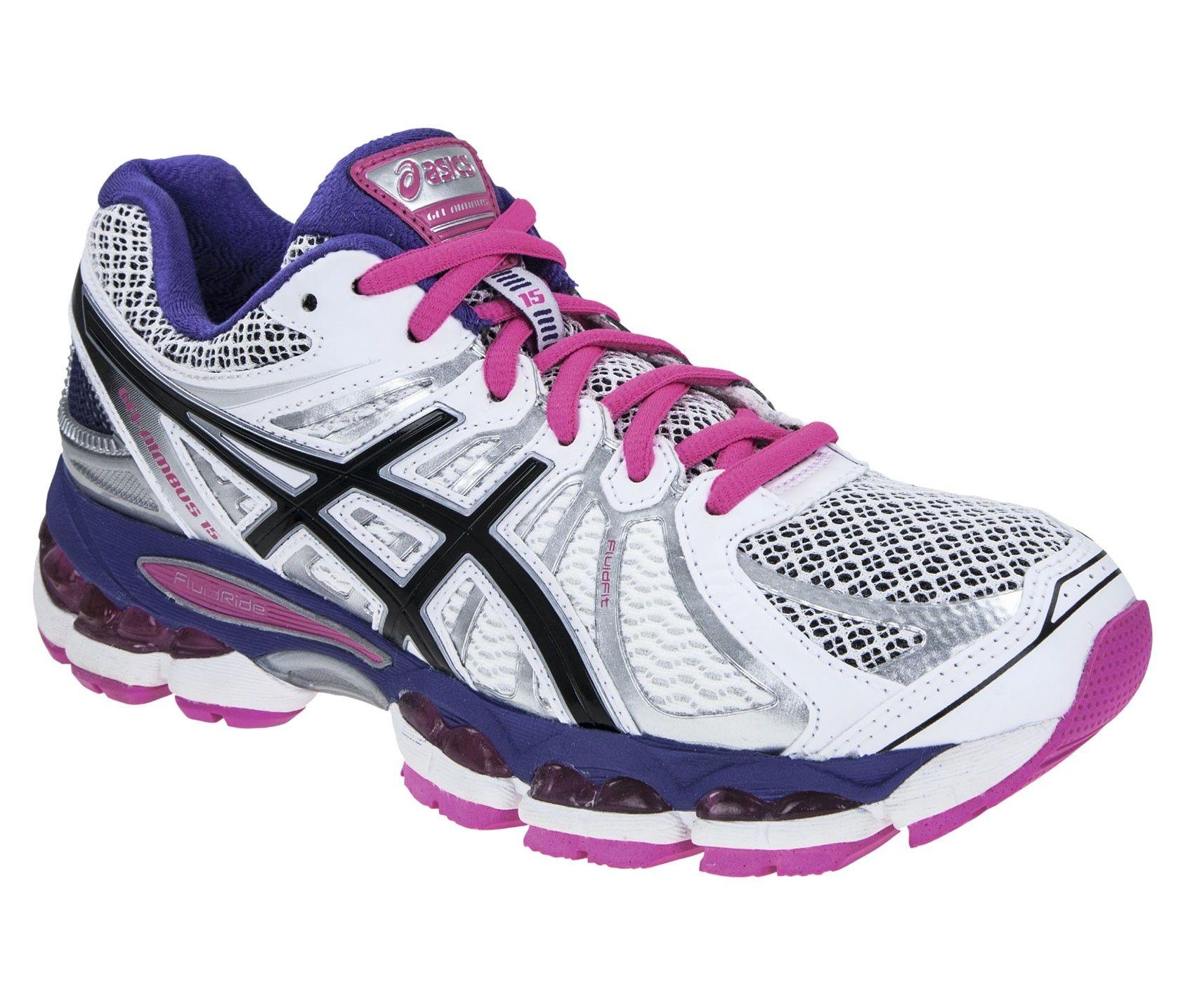 asics negras mujer zapatillas running