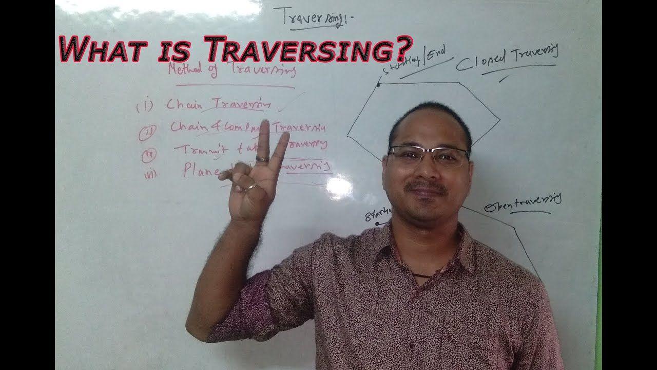 What is Traversing? I Best Short term Civil Engineering