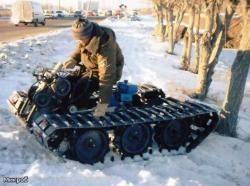 Homemade Tracked Vehicle Plans Amphibious Vehicles