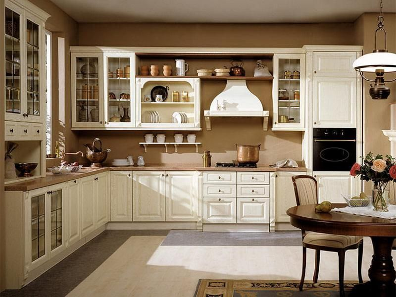 Country Cottage Kitchen Cabinets Farm Kitchen Design Country