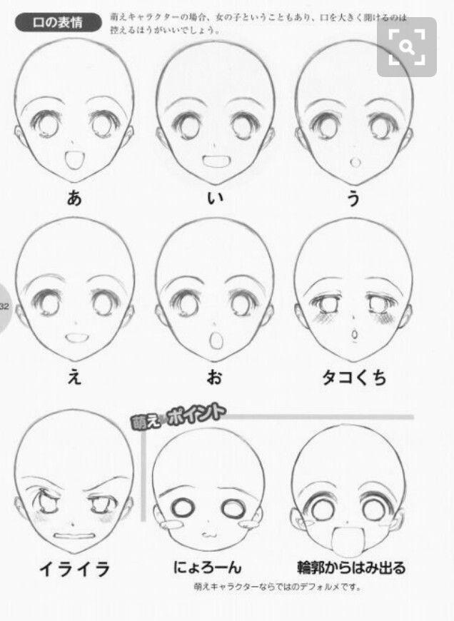 Pin By Reham Asad On Drawing Ideas Character Design Anime Tutorial Manga Drawing Tutorials Manga Drawing