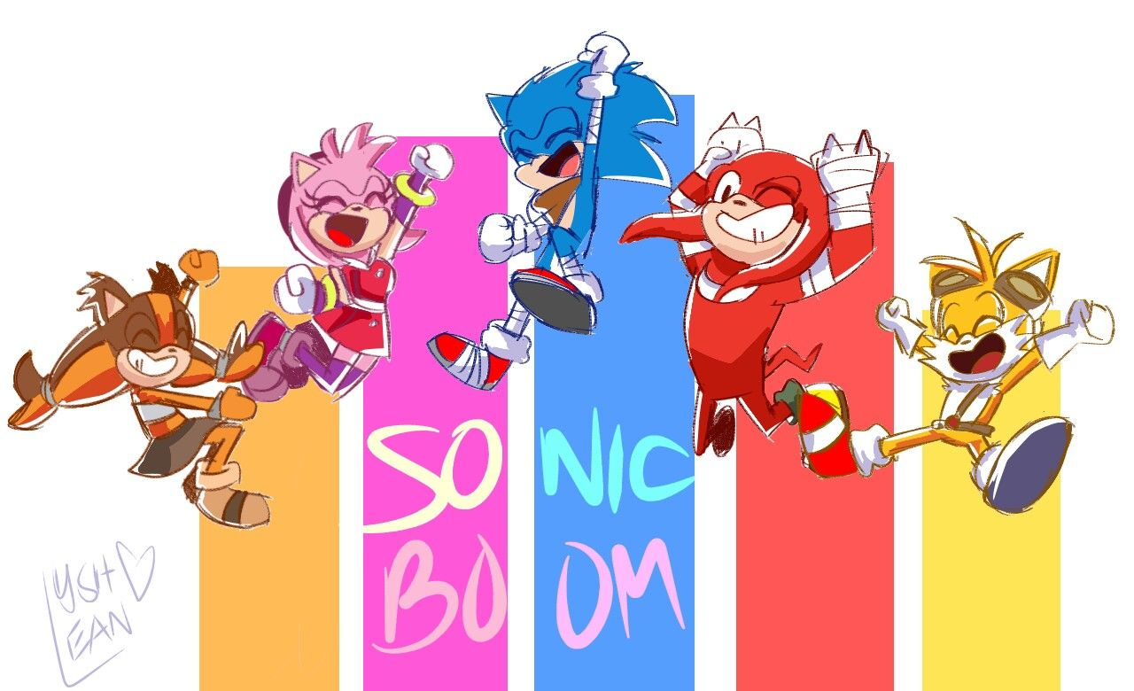 d25c20e9a9 Hold on. Does Tails... have no... TAILS ! Wait wai... WAITT!  explosion   I m just kidding  D I love this art so much!!!