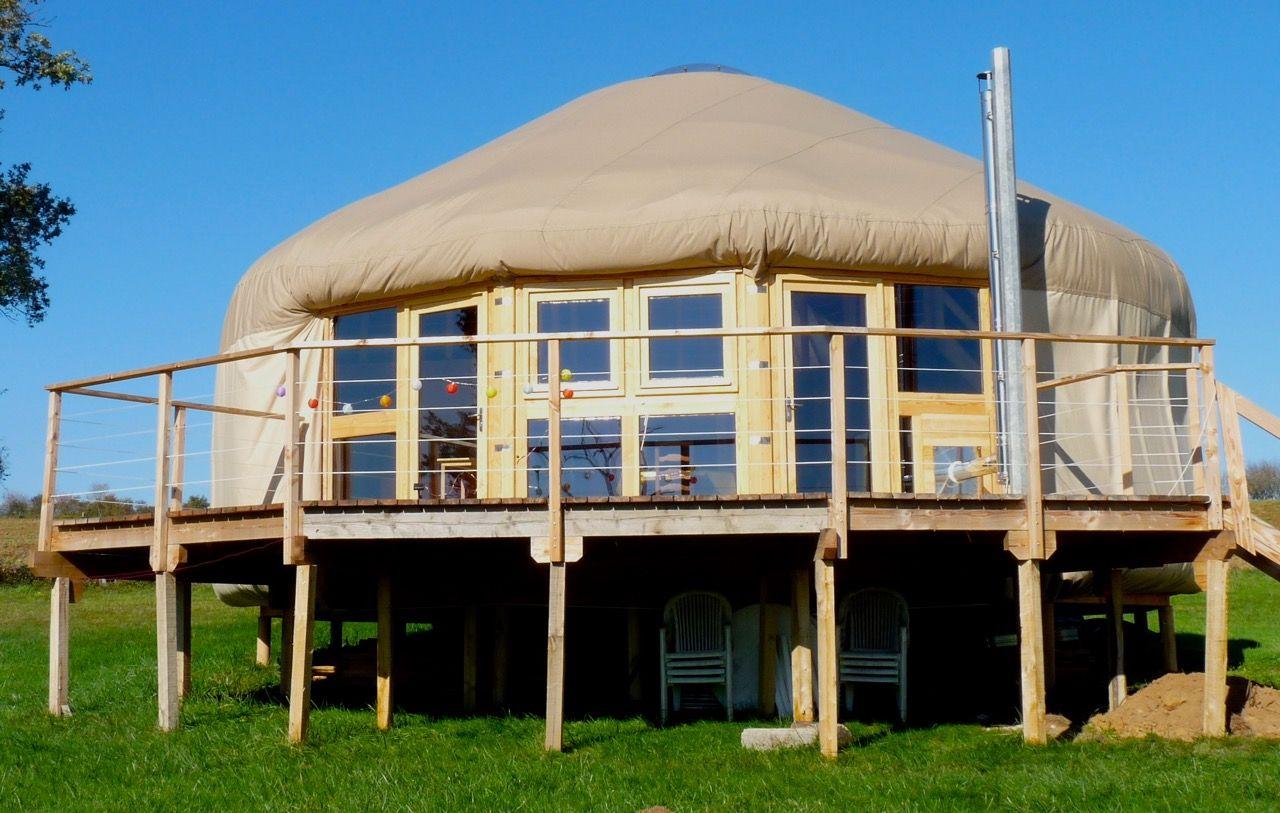 Construire une maison yourte for Construire maison 78