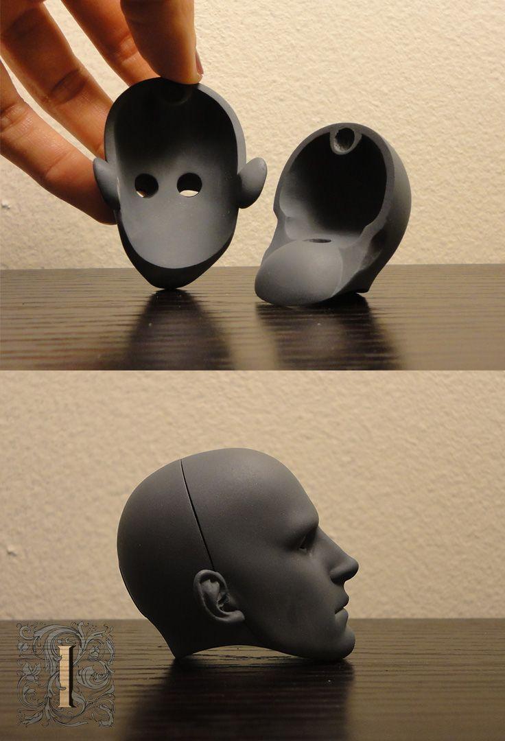 Kouros headcap by illuminateddoll on deviantART