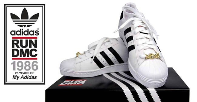"TMA Publicity | Adidas Originals Superstar 80s – Run DMC ""My adidas"" 25th  Anniversary"