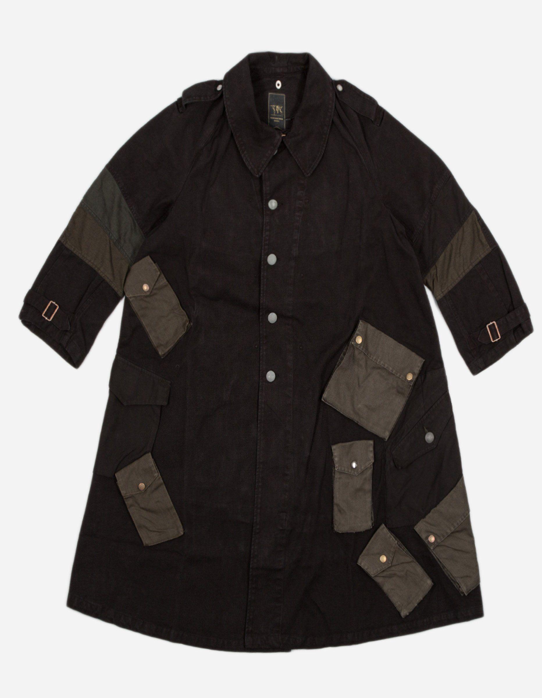 Pin by Ben Knobel on Goods Coat, Vintage military, Mens tops