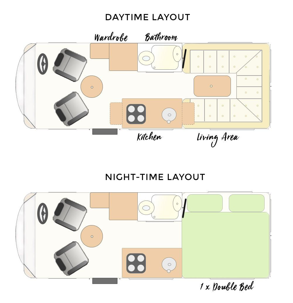 fiat ducato campervan conversion layout [ 1000 x 1035 Pixel ]