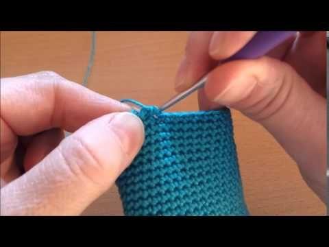 Kreeftsteek Haken Haaksteken Videos Pinterest Haken And Crochet