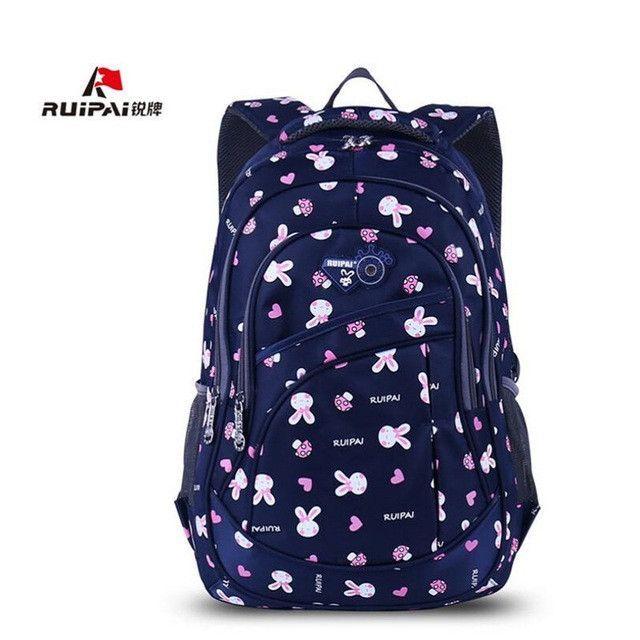1c0425c3ba Fashion Cute Rabbit Cartoon Children School Bags For Girls Boys Backpacks  Lovely Kids School Backpack For Student Bag