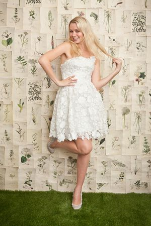 Pin By Gem Junkie Jewels On Weddings Wedding Dresses 2011 Short Wedding Dress 2nd Wedding Dresses