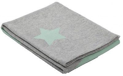 Mongolian Cashmere 100 Baby Blanket 100x100 Cm Gray Stars 300 Gr Gobi Nwt Cashmere Baby Blanket Baby Blanket Blanket