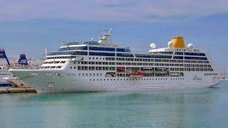 Идеальное путешествие: Из США на Кубу отправился первый за 50 лет круизны...