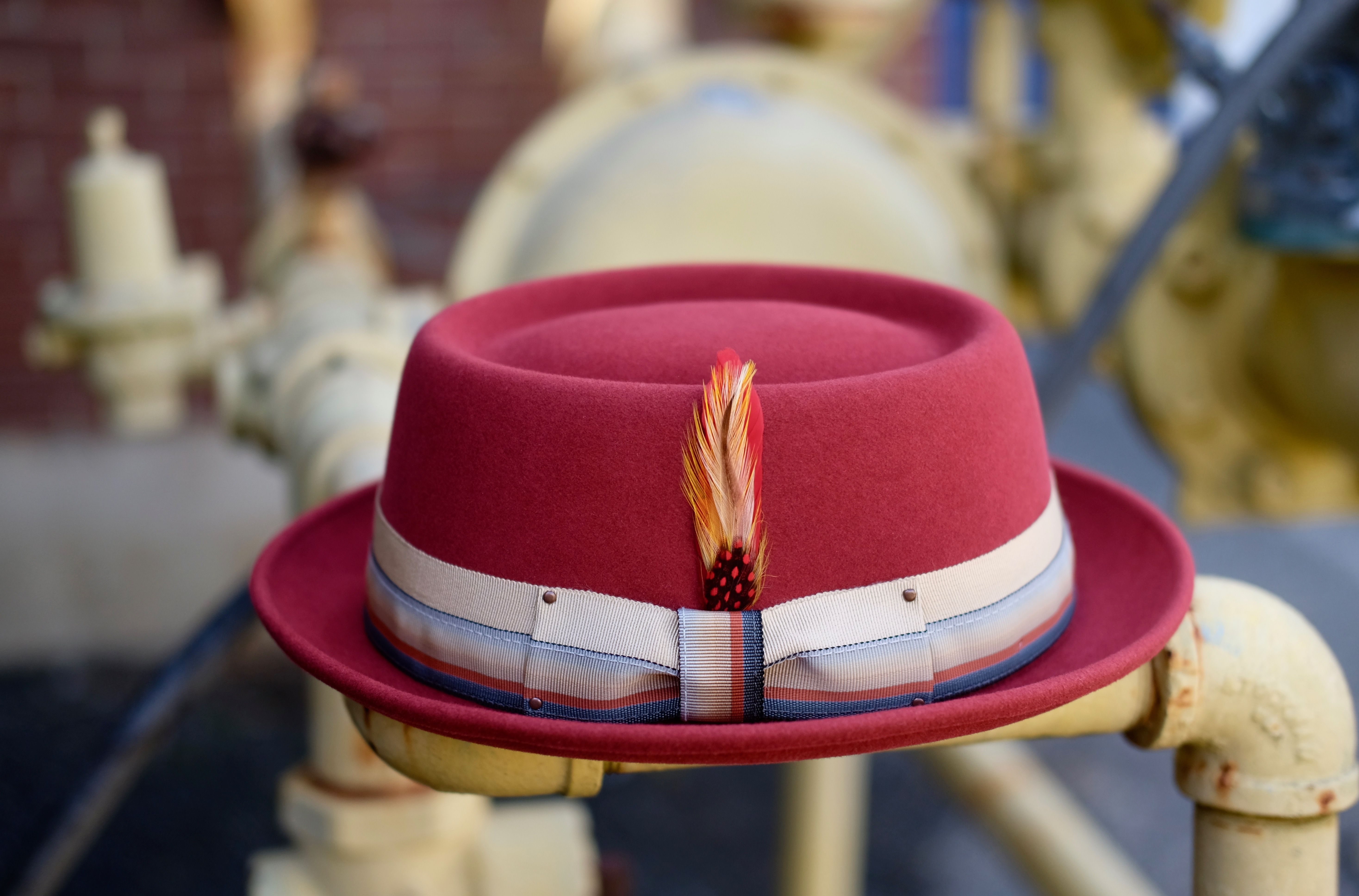 The Jerry K. is from the Bollman Hat Company Makers  Collection d2a64d23a74f