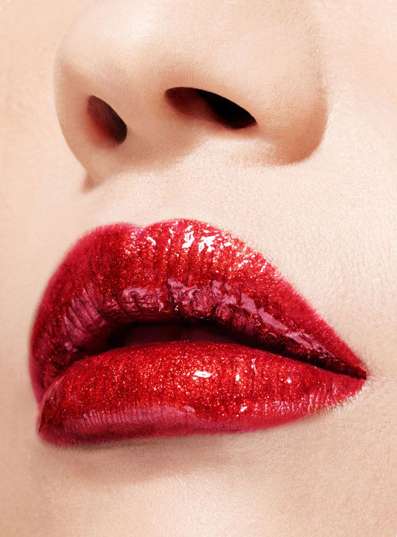 Metallic Red Lipstick Trends Metallic Liquid Lipstick Metallic