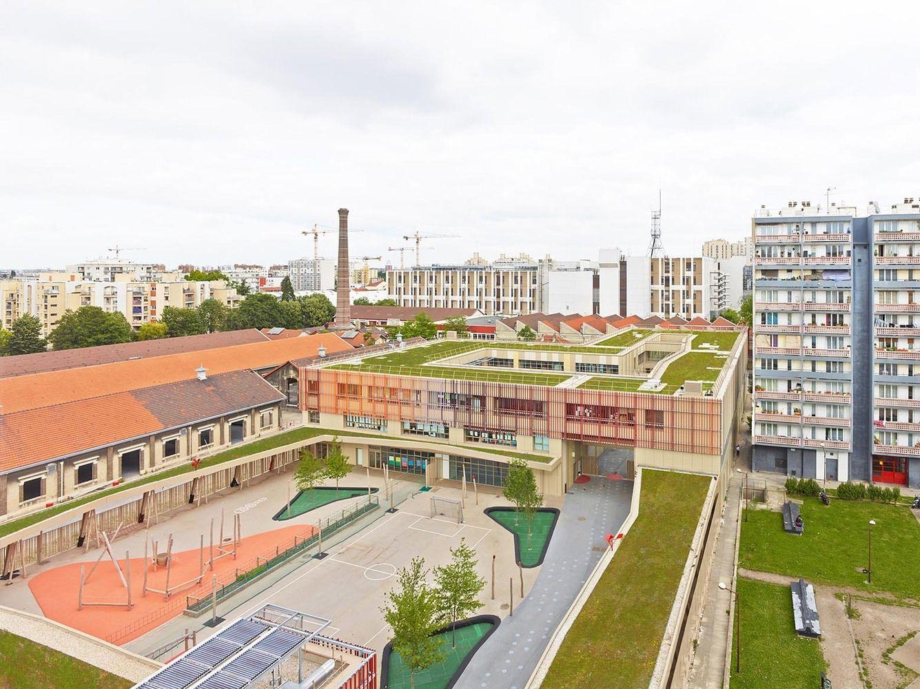 Gallery - Multi-Purpose Education Centre / Atelier Phileas - 1