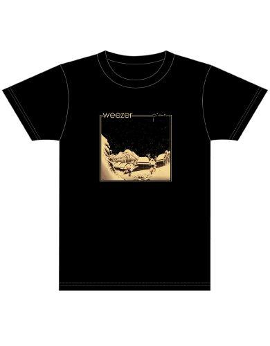 Weezer Pinkerton Album Mens T-Shirt
