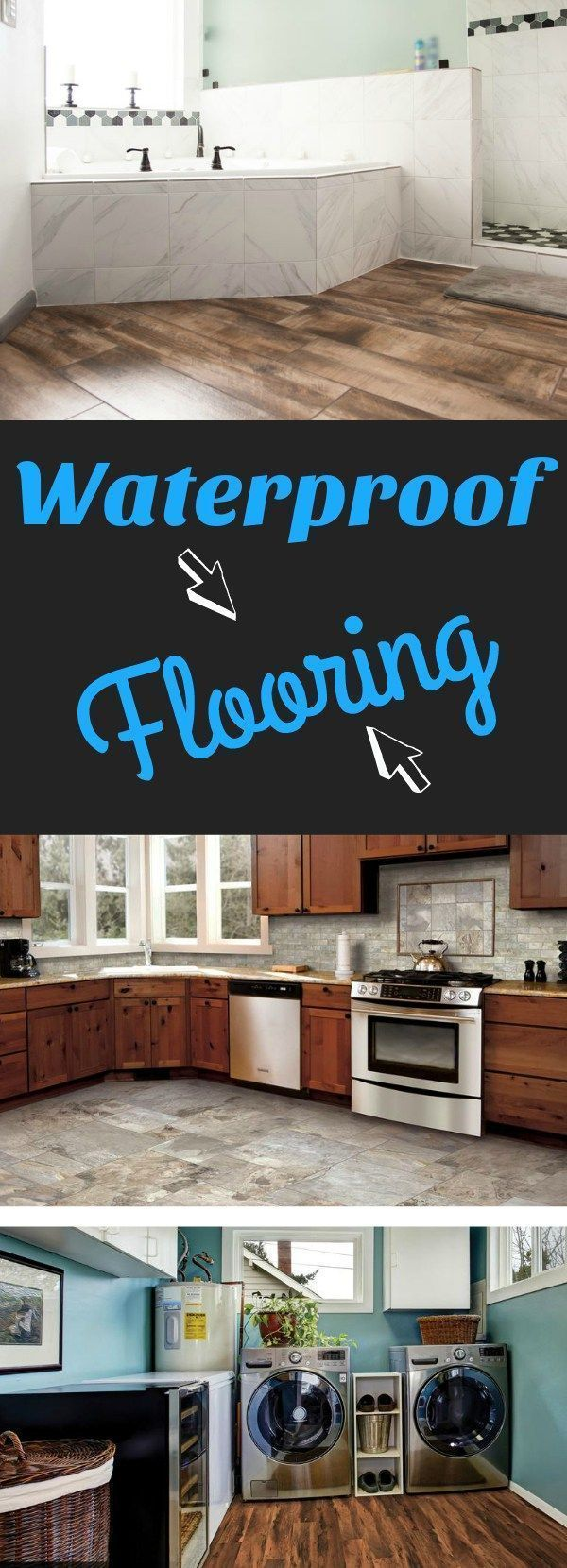 The Best Waterproof Flooring Options Rubber Bathroom