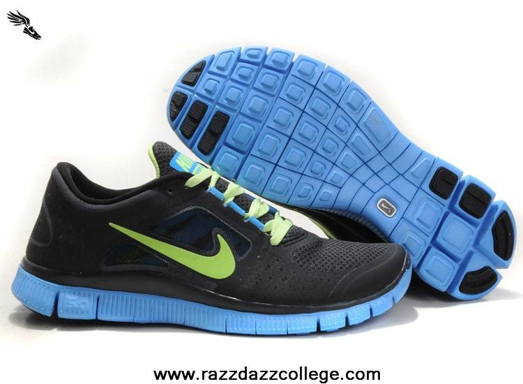 sale retailer ac385 a809e Explore Shoe Stores, Nike Free Run 3 and more! Midnight Fog Volt Blue Glow  ...