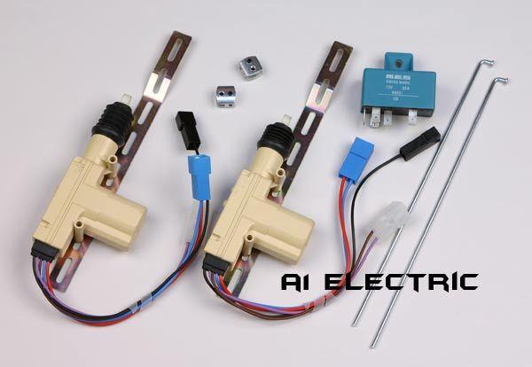 A1 Electric Online Store 2 Door Mes Central Door Lock Kit Door Locks Automotive Electrical Doors
