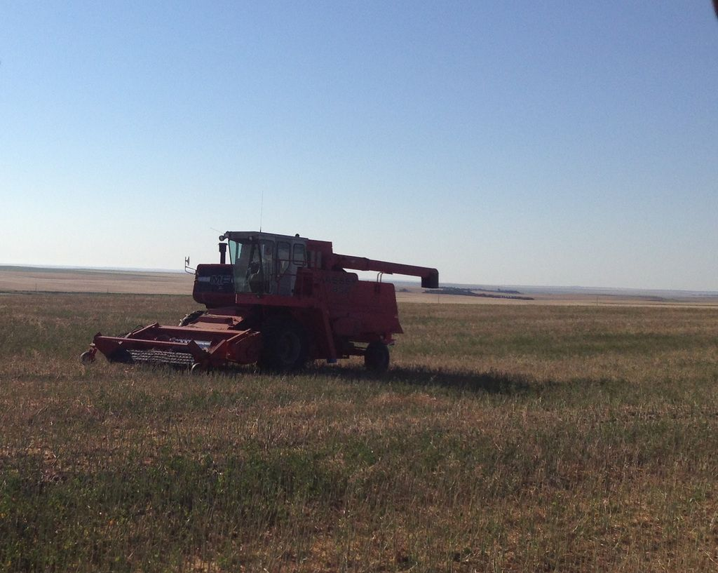 Sth Sask harvest 2015 | REAL Toy Talk | Toy Talk | The Toy Tractor Times Online Magazine
