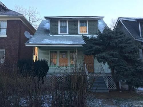 Wholesale Deal Cheap Fix Amp Flip In Detroit Mi Cheap Price 2 800 Only 499 Processing Fee Act Residential Real Estate Cheap Houses Building A House