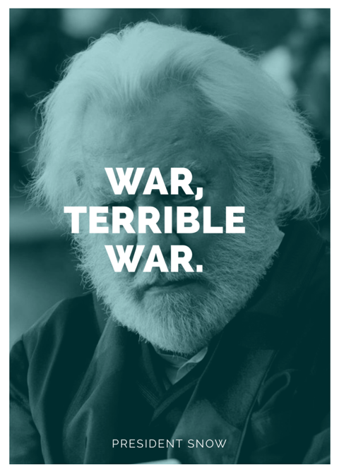 President Snow • The Hunger Games • Movie • Pop Culture ...