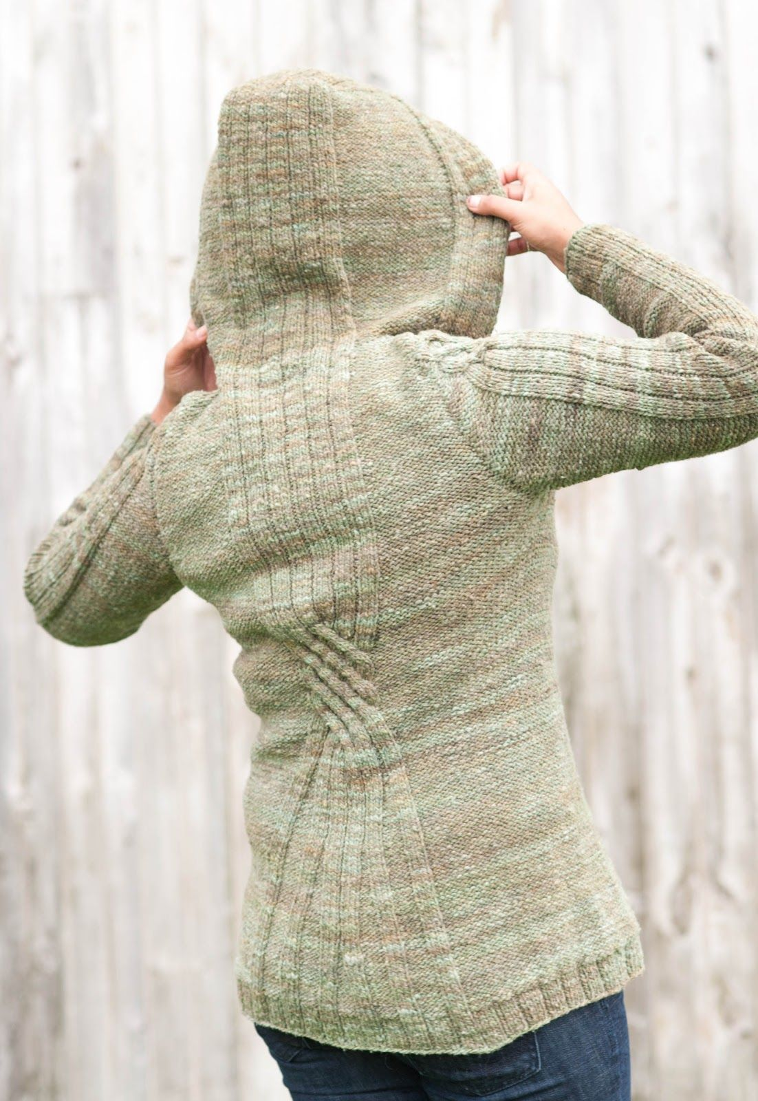 Kristen TenDyke's Blog: New from Caterpillar Knits - Nadi Coat!