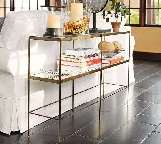 Leona Console Table | Pottery Barn