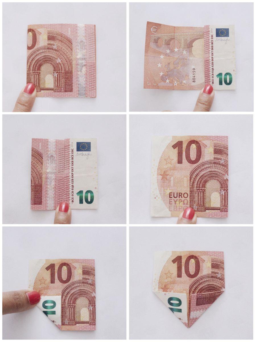 Diy Geldgeschenk Selber Machen Geld Kreativ Verschenken