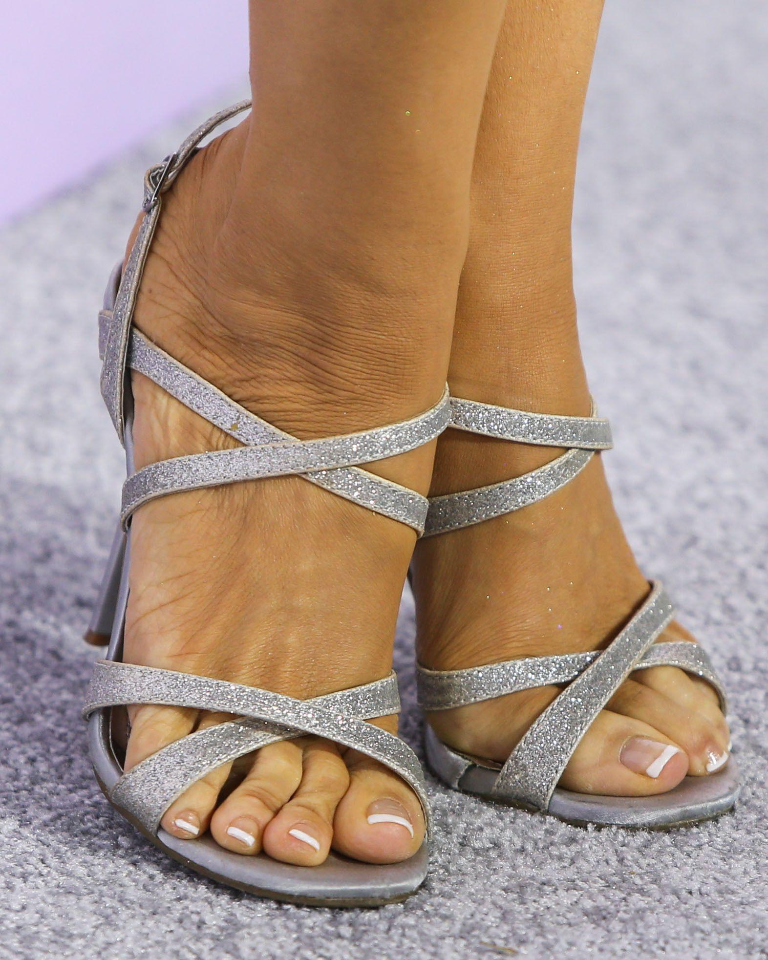 Danica McKellars Feet