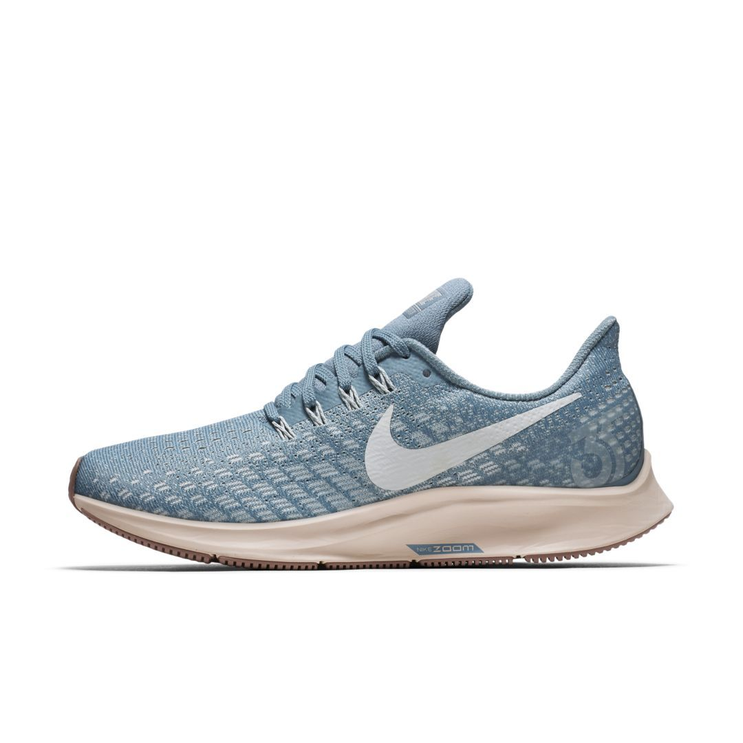 359075513b393 Nike Air Zoom Pegasus 35 Women s Running Shoe Size 5.5 (Celestial Teal)