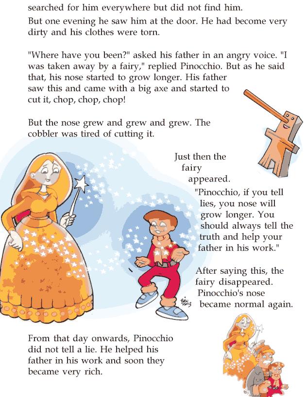 Grade 2 Reading Lesson 9 Fairy Tales Pinocchio 2   Grade 2 ...