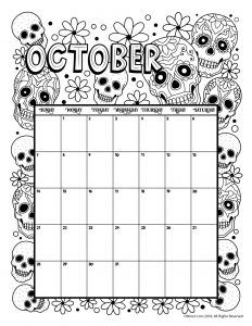 cute november coloring pages - photo#35