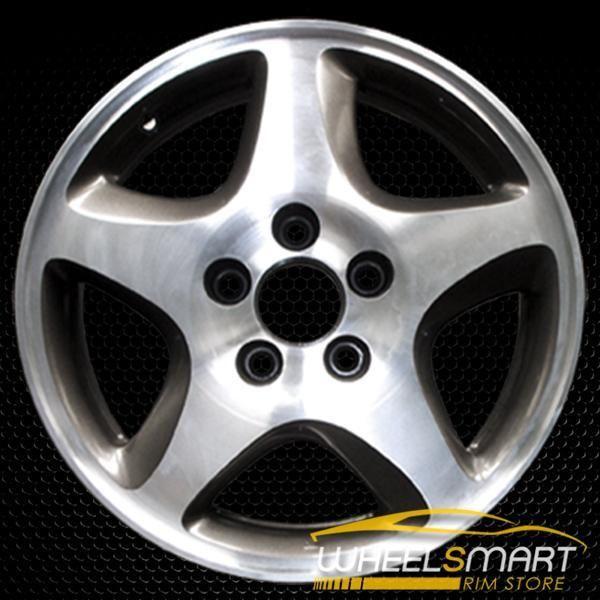 "16"" Acura TL OEM Wheel 2002-2003 Machined Alloy Stock Rim"